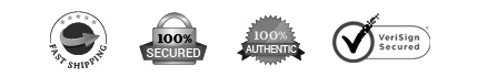 100% authentic & security